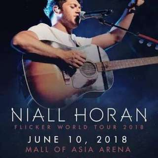 Niall Horan Flicker Tour MNL Tickets