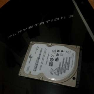 Playstation 3 Fat 500GB YLOD
