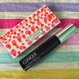 Clinique Limited Edition All About Shadow Palette plus Chubby Lash Mascara