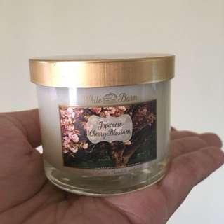 Bath & body works lilin aromaterapi