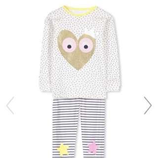 Baby Pyjamas ( Cotton On) size 1