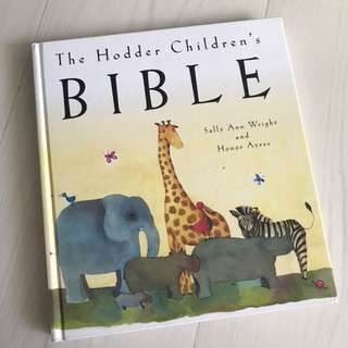Bible story books