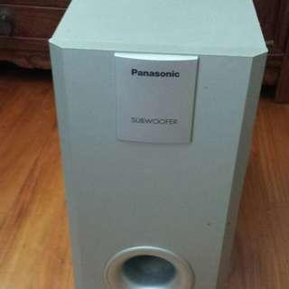 Panasonic Subwoofer