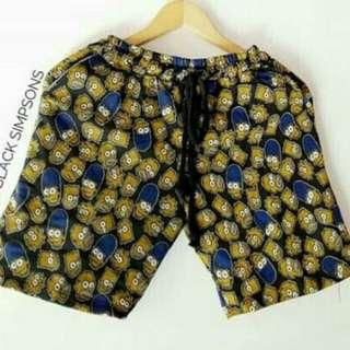 Bart Simpson Shorts 🌸