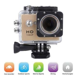 Multipurpose Sports Digital Video Camera 1080p Full HD