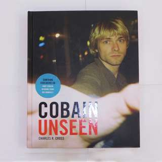 Cobain Unseen | Auto Biography of Kurt Cobain | Nirvana