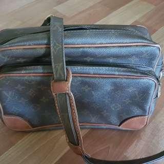 LV louis vuitton sling bag