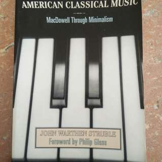The History of American Classical Music