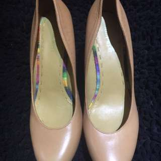 Authentic Nine west wedge shoes