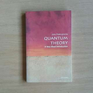Quantum Theory: A Very Short Introduction (John Polkinghorne)