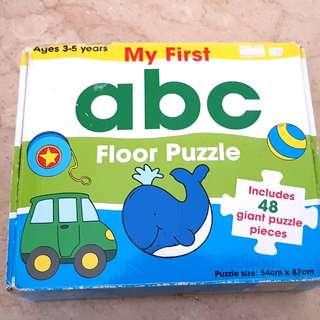 Puzzle anak anak