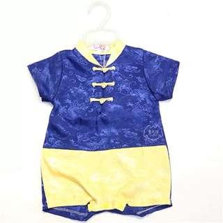Brand new baby boy romper (CNY) 3 months - 6 months
