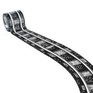 INROAD PLAYTAPE CLASSIC RAIL 2-INCH BROAD CURVES (4pc)