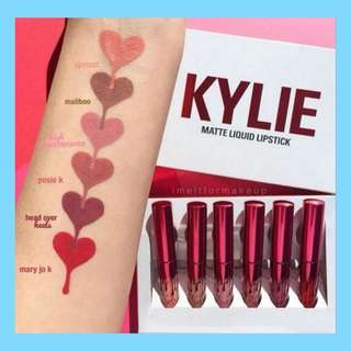 Kylie Valentines Lip Kit