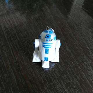 Star wars R2D2 key chain