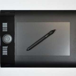 Intuos 4 Pen Tablet Medium For WINDOWS