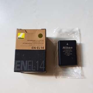 Nikon D5100 Battery (EN-EL14)
