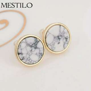 ROUND EARRING/Anting