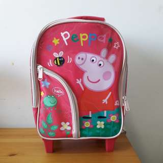 Peppa Pig Bag backpack + stroller