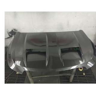 Car Bonnet Customized - Car Customization  - Bodykits
