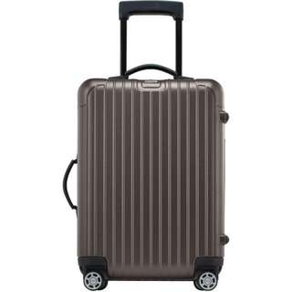 "Rimowa Salsa 22"" Brown Bronze"