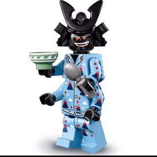 Lego Volcano Garmadon Ninjago Movie Series 1 71019