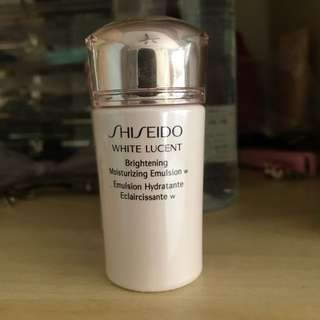 Shiseido white Lucent emulsion 15ml