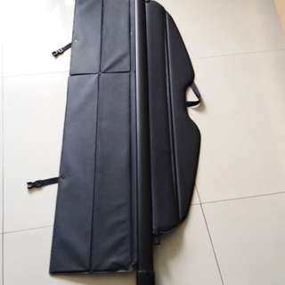 Mazda 5 3rd Row Back Cover