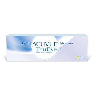 1-Day Acuvue TruEye Contacts (6 individual lenses)