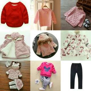 Winter Wear Babies!