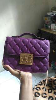 Marry bag ungu jims honey