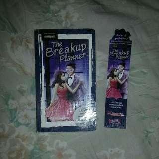 WATTPAD BOOK: The Breakup Planner by erindipity