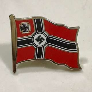 Nazi Wehrmacht National Socialist german army pin badge world war 2