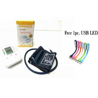 Electronic Blood Pressure Monitoring Arm Style