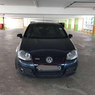 Volkswagen Golf Gti 2.0A MK5
