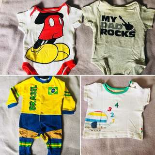 Branded Baby Clothes (Take All)
