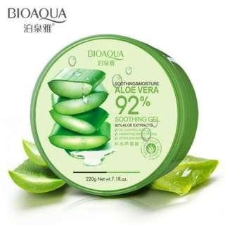 Bioaqua Aloevera Shooting Gel 92%