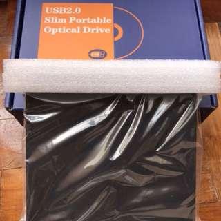 Panasonic Slim Portable Optical Drive