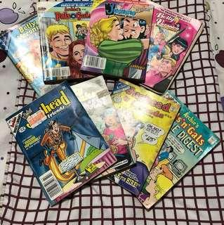 Archie comics collection