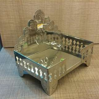 Divine throne cradle for god diety  temple
