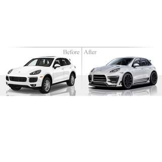 BODYKITS for all cars