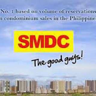 Pre-selling condominiums by SMDC Philippines