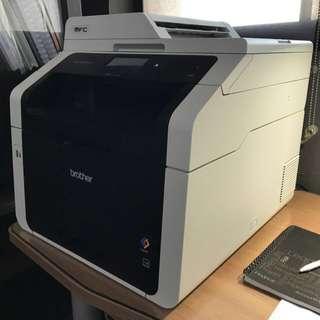 Brother MFC-9330CDW color laser printer