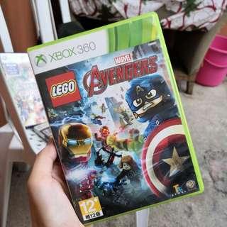 XBOX 360 Marvel Lego Avengers