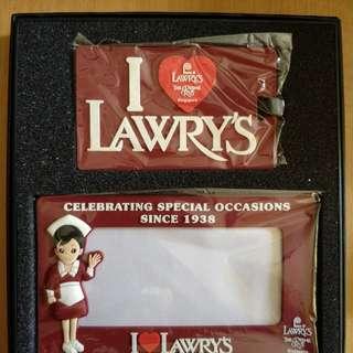 Lawrys Luggage Tag