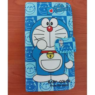 Doraemon Casing For Samsung Galaxy Note 4