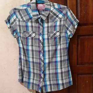 BNY Jeans Polo Large