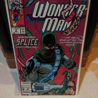 Marvel Comics WONDER MAN Issue 4