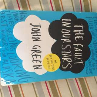 the fault in our stars by john green (english version)