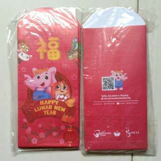 Sharity Red Packets
